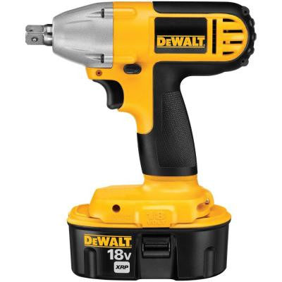 18-Volt XRP Ni-Cad 1/2 in. Cordless Impact Wrench Kit