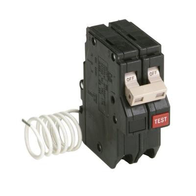 50-Amp Double Pole Type CH GFCI Breaker