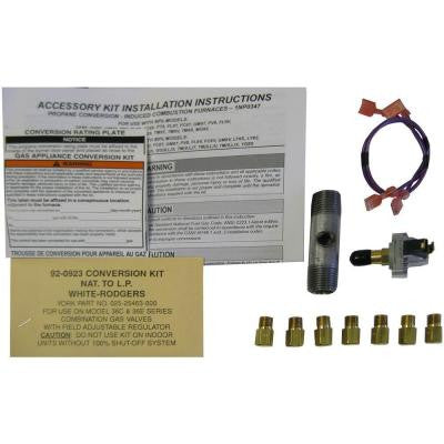 Natural Gas to Propane Conversion Kit