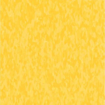 Imperial Texture VCT 12 in. x 12 in. Lemon Lick Commercial Vinyl Tile (45 sq. ft. / case)