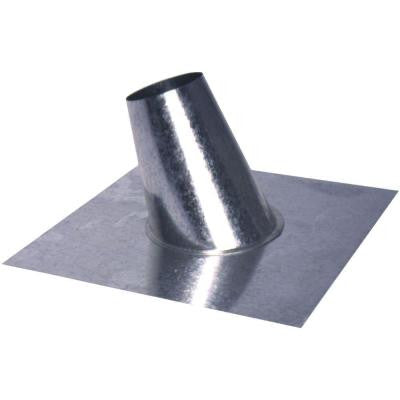 1 in. Roof Flashing with Tapered Stack