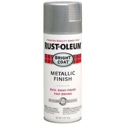 11 oz. Protective Enamel Metallic Aluminum Spray Paint