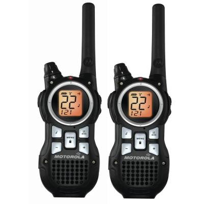 35-Mile Range 2-Way Radio
