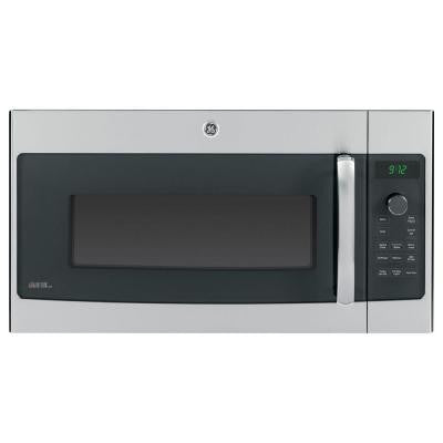 Profile Advantium 1.7 cu. ft. Over the Range Microwave in Stainless Steel with Speedcook
