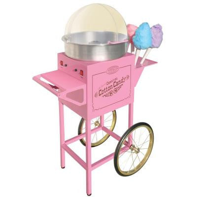 Vintage Collection Old Fashioned Cotton Candy Cart