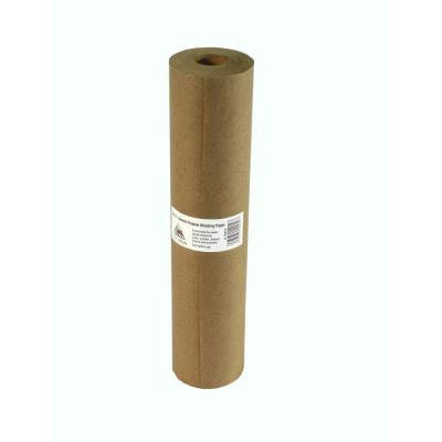 1 ft. x 180 ft. Brown All-Purpose Masking Paper