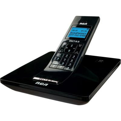 DECT 6.0 Digital Cordless Phone with Built-In Caller ID