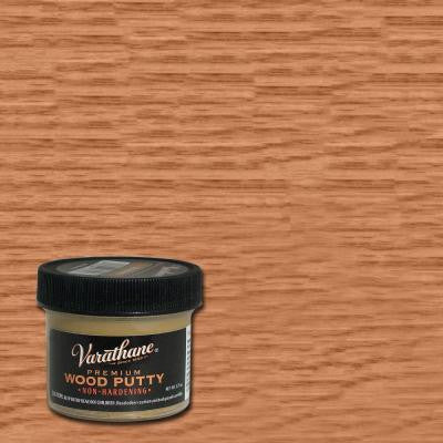 3.75 oz. Fruitwood Wood Putty (Case of 6)