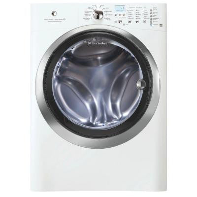 IQ-Touch 4.30 cu. ft. High-Efficiency Front Load Washer with Steam in White, ENERGY STAR