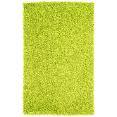 Lindon Lime 3 ft. 6 in. x 5 ft. 6 in. Area Rug