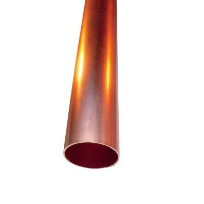 1/2 in. x 10 ft. Copper Type M Hard Temper Straight Pipe