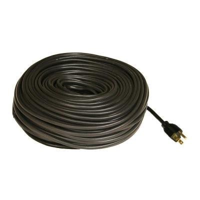 100 ft. Roof and Gutter De-Icing Black Cable Kit