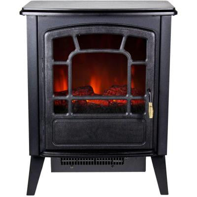 Bern 18 in. Retro-Style Electric Stove