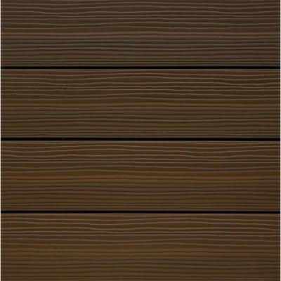 UltraShield 12 in. x 12 in. Spanish Walnut Outdoor Composite Quick Deck Tile (10 Tiles / Case)