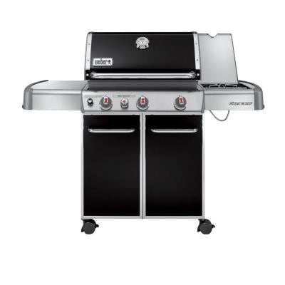 Genesis E-330 3-Burner Natural Gas Grill in Black