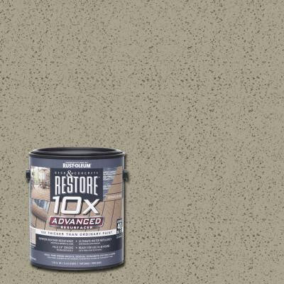 1 gal. 10X Advanced Putty Deck and Concrete Resurfacer