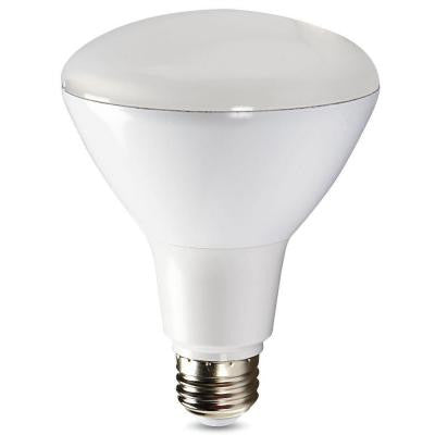 65W Equivalent Warm White BR30 LED Light Bulb (6-Pack)