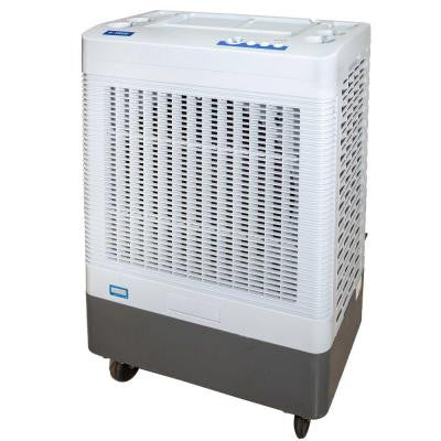 5,300 CFM 2-Speed Portable Evaporative Cooler for 1,600 sq. ft.