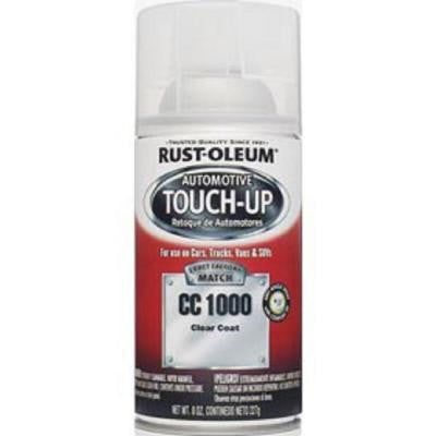 8 oz. Clear Coat Auto Touch-Up Spray (Case of 6)