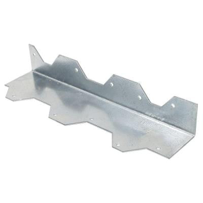9 in. 16-Gauge Reinforcing L-Angle