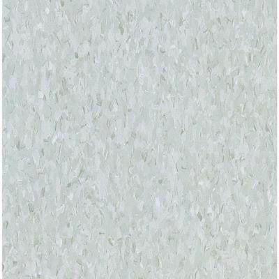 Imperial Texture VCT Willow Green Standard Excelon Commercial Vinyl Tile - 6 in. x 6 in. Take Home Sample