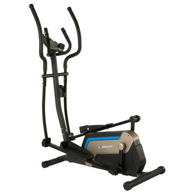 4000 Double Transmission Drive 18 in. Stride Elliptical with Magnetic Resistance and Heart Rate Control