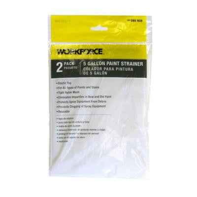 5-gal. Elastic Top Strainers (2-Pack)
