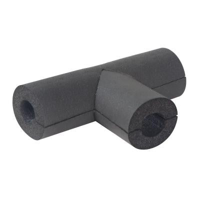 1 in. Rubber Pipe Insulation Tee