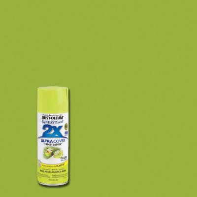 12 oz. Gloss Key Lime General Purpose Spray Paint