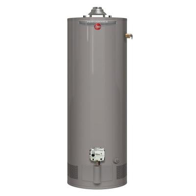 Performance 50 Gal. Tall 6 Year 40,000 BTU High Efficiency Natural Gas Water Heater