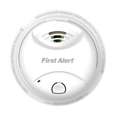 Battery Operated 10-Year Lithium Sealed Smoke Alarm