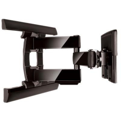 Tilt/Pan Extending 28 in. Articulating Arm Wall Mount for 32 in. to 47 in. Flat Screen TV Up to 150 lbs.