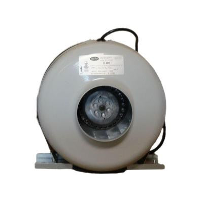 S400 120 CFM Variable Mount Ceiling or Wall Exhaust Fan and 4 in. High Density Carbon Filter Combo
