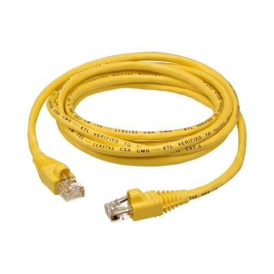 7 ft. Cat 5e Patch Cord - Yellow