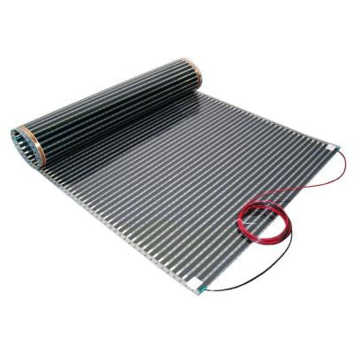 25 ft. x 18 in. 120-Volt Floor Heating Film (Covers 37.5 sq. ft.)