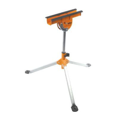 25 in. - 37 in. Multipurpose Adjustable Support Multi-Stand with Extra-Wide Tripod Base