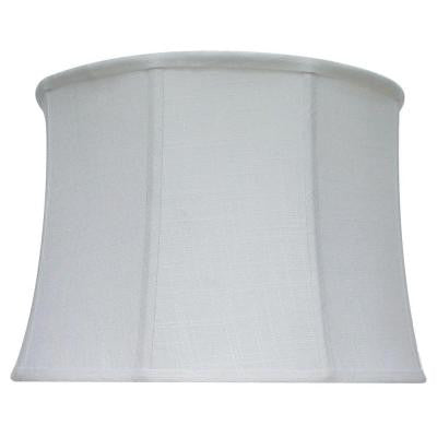 Mix & Match White Linen Table Shade