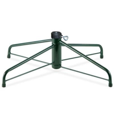 Metal 24 in. Folding Tree Stand for Tree 6 1/2 ft. to 8 ft. Tall