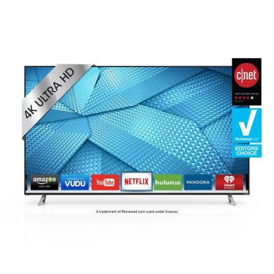 43 in. Ultra HD Full-Array LED 4K 120Hz Smart TV with Dual-Band Built-In Wi-Fi