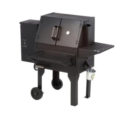 Smoke-N-Sear 788 sq. in. Pellet Smoker and Grill