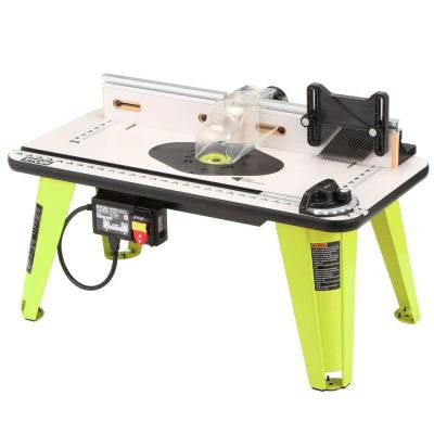 32 in. x 16 in. Intermediate Router Table