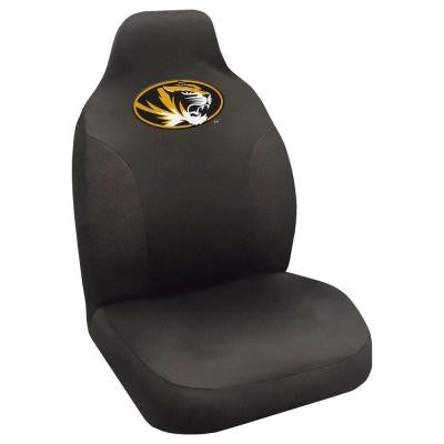 NCAA - University of Missouri Polyester 20 in. x 48 in. Seat Cover