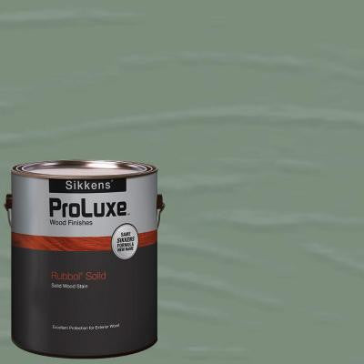 1-gal. #HDGSIK710-273 Bayberry Rubbol Solid Wood Stain