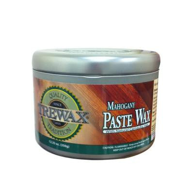 12.35 oz. Paste Wax Mahogany Can (2-Pack)