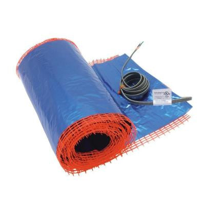 12 ft. x 16 in. Underfloor Radiant Floor Warming Mat