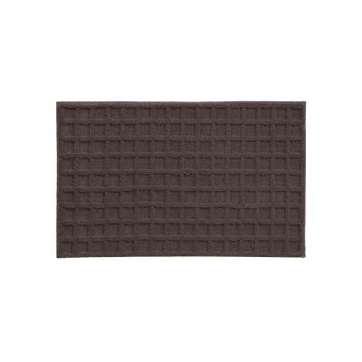 Ley Chocolate 21 in. x 34 in. Rug