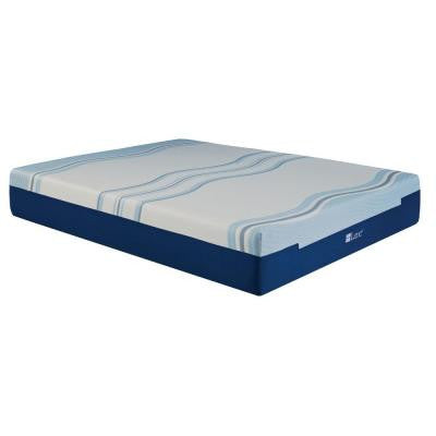 Lane 8 in. Twin XL Size Gel Foam Mattress