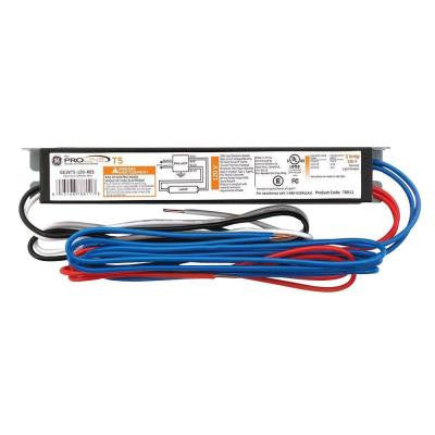 2 ft. and 4 ft. T5 120-Volt 1 Lamp Residential Electronic Ballast for 14/28-Watt