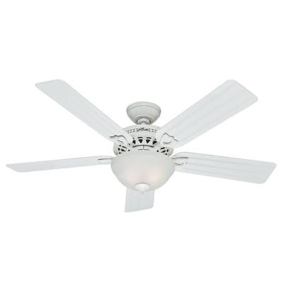 Beachcomber 52 in. White Ceiling Fan