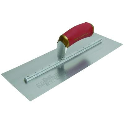 18 in. x 4 in. PermaShape Broken-In Trowel